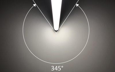 12D-LT Lighting Side Beam Angle